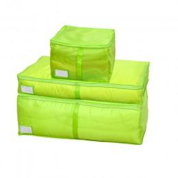 HOMEBEGIN torby na kołdrę Oxford torby bagażowe Home organizer zmywalna szafa odzież przechowywanie torby do przechowywania S-L