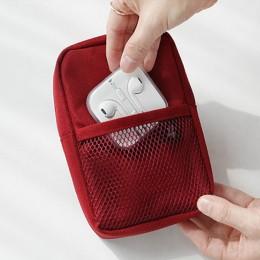 Gadżet podróżny organizator torba przenośny kabel cyfrowy torba elektronika akcesoria etui przenośne etui na usb power bank