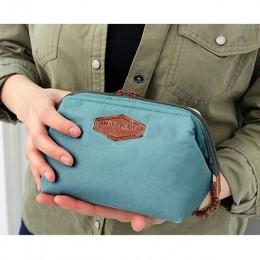Nowe mody bawełny wielofunkcyjny organizator kosmetyczny torba kobiety torby kosmetyczne Necessery Box torba podróżna torebka