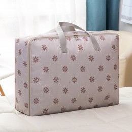 Nowe wodoodporne przenośne torby na ubrania organizator do torby składany organizer do szafy na poduszkę kołdra kocyk do okrywan