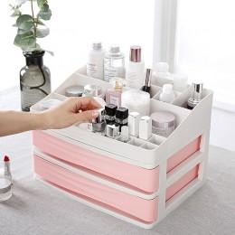 Lipiec piosenka plastikowa szuflada kosmetyczna organizator na przybory do makijażu pudełko na przybory do makijażu pojemnik na