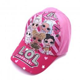 Oryginalny LOL niespodzianka dziewczyny kapelusz lalki z kreskówek Kid kaczka język czapka z daszkiem Birthday Party Theme One P