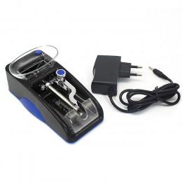 Elektryczna automatyczna maszyna do zwijania papierosów wtryskiwacz Maker tytoń Roller 100-240V ue/US wtyczka do 80/85mm papiero