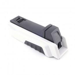 Ręczna nabijarka do tytoniu urządzenie do zwijania pojedyncza rura napełnianie roller maker papieros palenie papier do tytoniu p