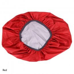1 sztuk 35L 45L 70L wodoodporna osłona przeciwdeszczowa przeciwkurzowa przenośny plecak podróży plecak kempingowy, odporna na de
