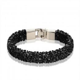 2019 New Fashion 10 kolor kryształowa bransoletka bransoletka z cyrkonią damska bransoletka najlepsza biżuteria walentynki preze