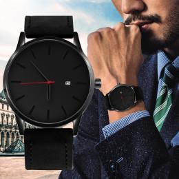 SOXY męski modny zegarek dla mężczyzn Relojes Hombre 2019 Top marka luksusowy zegarek mężczyźni Sport zegarki skórzane relogio m