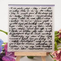 Scrapbooking papier do notatnika Craft wyczyść znaczki silikonowe ręcznie robione prezenty dla dzieci zabawa materiały dekoracyj