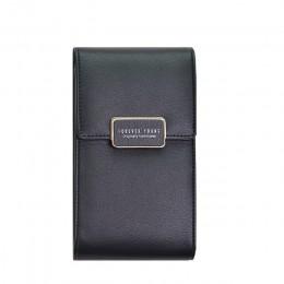 Marka Mini torba na ramię crossbody kobiety wysokiej jakości kieszeń na telefon komórkowy panie torebka sprzęgła mody skórzane t
