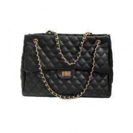 Wysokiej jakości damska torebka na ramię ze skóry pu projektant mody panie Messenger torby nowa luksusowa torba damska o dużej p