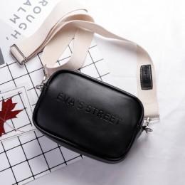 Aliwood marka projektant skórzane damskie torebki damskie torby listonoszki torebka list Flap proste modne damskie torebki Cross