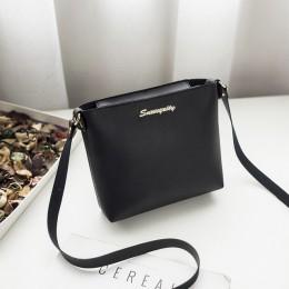 MINOFIOUS Fashion Casual Phone Coin torba na ramię małe kobiety PU skórzane torby kurierskie jednolita kopertówka Zipper Crossbo