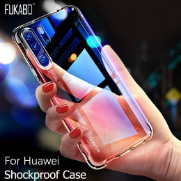 , Odporna na wstrząsy etui do Huawei P20 P30 P10 lite mate 20 10 Pro P Smart 2019 etui na Honor 9 10 Lite v10 Nova 3 3i 2i 3E ty
