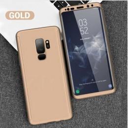360 pełne etui ochronne etui do Samsung Galaxy A70 A60 A50 A30 M20 A8 A6 J4 J6 Plus A750 2018 S9 S8 S10 Plus S7 krawędzi uwaga 9