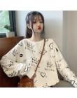 2020 wiosna odzież damska moda bluzy Teen Street Hip Hop pastelowa bluza dla mężczyzn i kobiet drukowanie luźny luźny kaptur