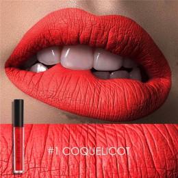Focallure matowy szminka w płynie wodoodporny nawilżacz gładkie usta Stick długotrwały odcień ust kosmetyczne makijaż ust