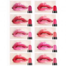 12 sztuk/pudło kobiety nawilżający zestaw szminek box długotrwałe wodoodporne nude szminki wielobarwne piękno sztyft do ust sexy