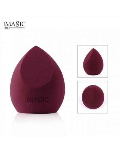 IMAGIC podkład do makijażu gąbeczka do makijażu puder kosmetyczny puder gładki kosmetyk gąbka do makijażu puff