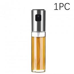 Do pieczenia kuchenne oleju gotować olej w sprayu pusta butelka butelka octu dozownik oleju narzędzie do gotowania sałatka grill
