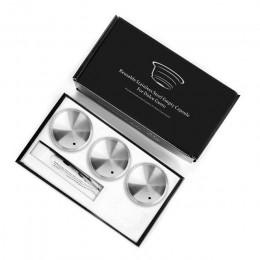Kosze filtracyjne Dolce Gusto ze stali nierdzewnej kapsułki kroplownik wielokrotnego użytku Capsula dla Dolce Gusto wielokrotneg