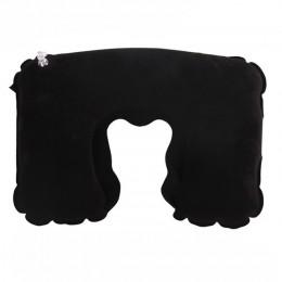 1 Pc nadmuchiwane poduszki poduszki powietrzne szyi reszta w kształcie litery U kompaktowy samolot lotu poduszki podróżne teksty