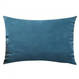 26 kolorów obicia na poduszki 30x50 prostokątna poszewka na poduszkę dla Sofa do salonu aksamitna poszewka narzuta do dekoracji
