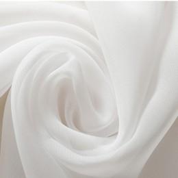 Europejski i amerykański styl białe okno przesiewowe solidne zasłony drzwiowe zasłona Panel przezroczysty, tiulowy do salonu AP1